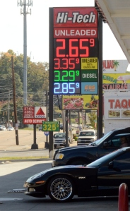 Obama causes drop in gas prices