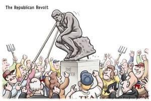 conservative revolt